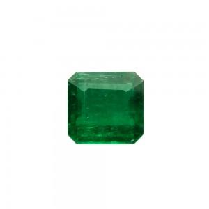 Emerald Octagon Cut