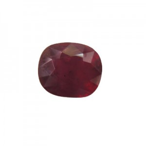 Ruby Oval Cut, 3.89Cts
