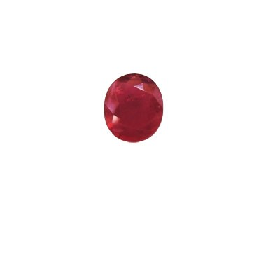 Ruby Oval Cut, 3.00cts