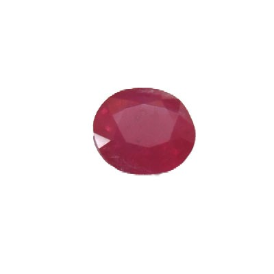 Ruby Oval Cut, 3.63 cts