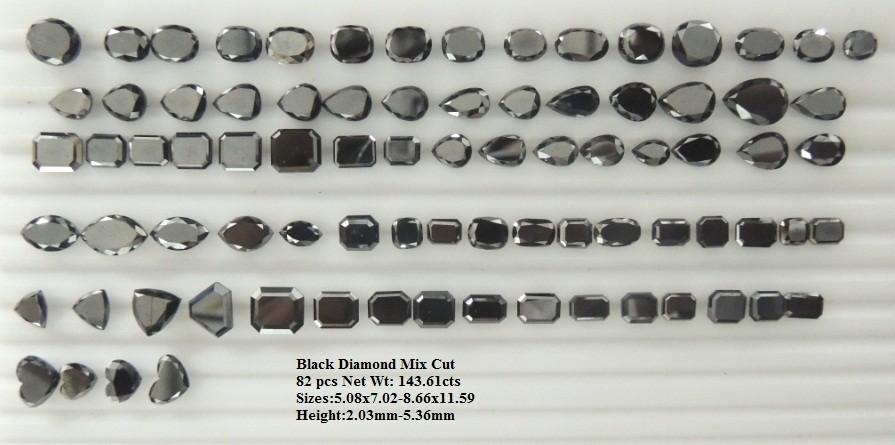 Black Diamond Mix Cut