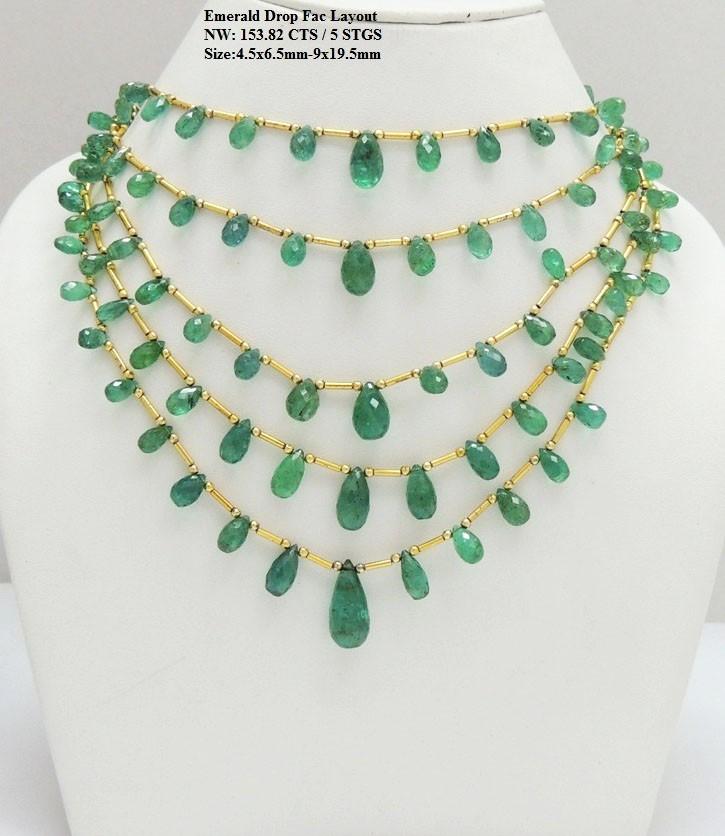 Emerald Drop Fac Layout