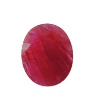 Ruby Oval Cut, 42.54 cts