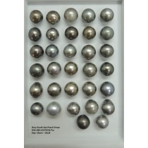 Grey South Sea Loose Pearls