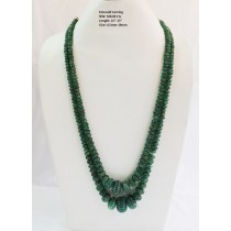 Emerald Craving Button Beads