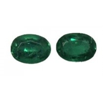 Emerald Oval Cut