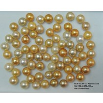 Multi South Sea Pearls Round