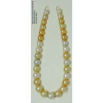 Multi Colour South Sea Round Pearls