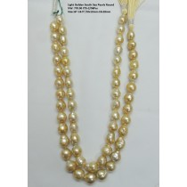 Golden South Sea Baroque Pearls