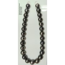 Black South Sea Pearls Round