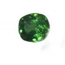 Tsavorite Cushion Cut