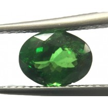 Tsavorite Oval Cut