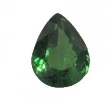 Tsavorite Pear Cut