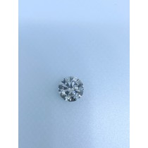 White Round Diamond - 4.08 carats