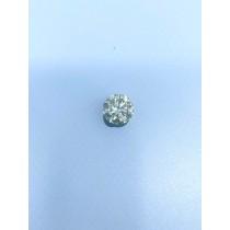 White Round Diamond - 3.32 carats