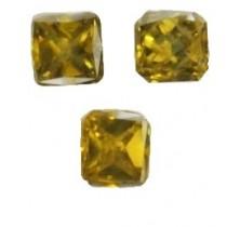 Yellow Diamond Octogan Cut