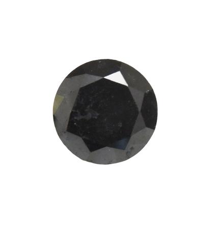 Black Round Diamond Far Size - 31.26 carats