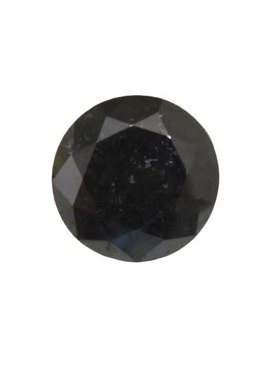 Black Round Diamond Far Size - 20.56 carats