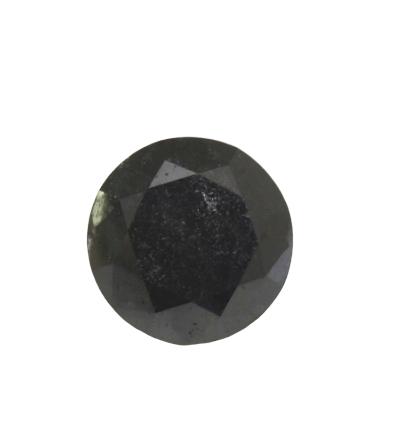 Black Round Diamond Far Size - 19.75 carats