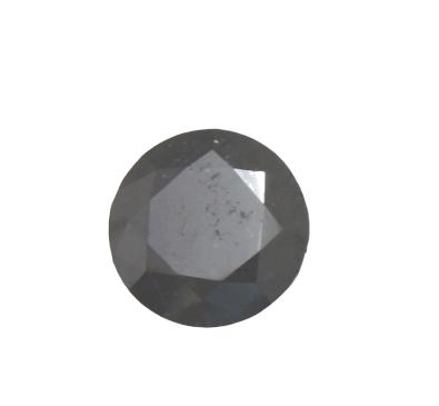 Black Round Diamond Far Size - 17.28 carats