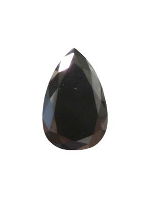 Black Pear Diamond - 12.95 carats