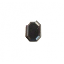 Black Emerald Diamond - 1.22 carats