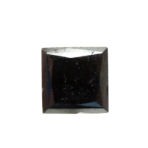 Black Square Diamond - 5.29 carats