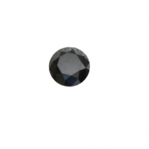 Black Round Diamond - 4.80 carats