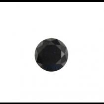 Black Round Diamond - 2.39 carats