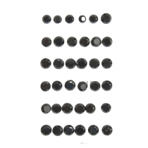 Black Round Diamond Lot - 15.05 carats
