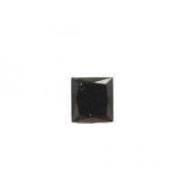 Black Square Princess Diamond - 1.92 carats