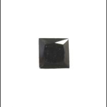Black Square Princess Diamond - 0.91 carats