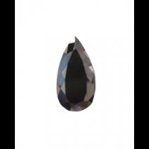 Black Pear Diamond - 11.54 carats