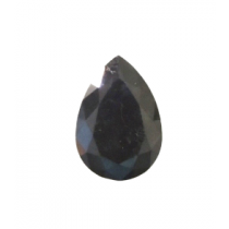 Black Pear Diamond - 10.08 carats