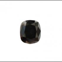 Black Cushion Diamond - 4.73 carats