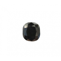 Black Cushion Diamond - 4.51 carats