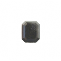 Black Emerald Diamond - 4.44 carats