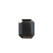Black Emerald Diamond - 4.09 carats