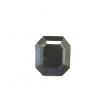Black Emerald Diamond - 3.51 carats