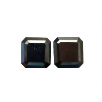 Black Emerald Diamond - 6.18 carats