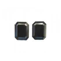 Black Emerald Diamond - 5.40 carats