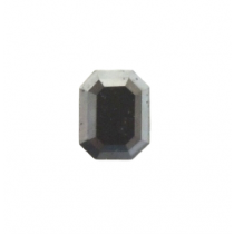 Black Emerald Diamond - 1.81 carats