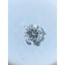 White Round Diamond - 0.51 carats