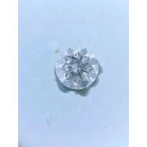 White Round Diamond - 0.50 carats