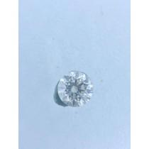 White Round Diamond - 0.23 carats