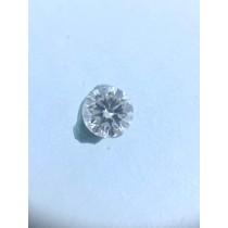 White Round Diamond - 0.20 carats