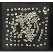 White Round Diamond - 5.13 carats