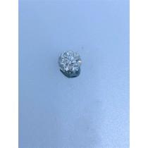 White Round Diamond - 1.01 carats