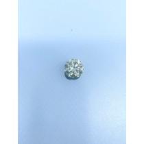 White Round Diamond - 3.32 carats