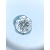 White Round Diamond - 0.80 carats